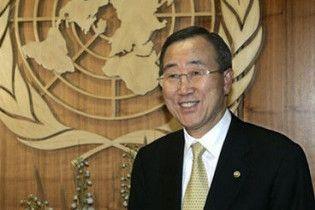 Генсек ООН просить врятувати уряд Сомалі