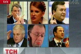 Названі найдорожчі кандидати в президенти України