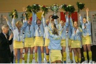 Україна виграла чемпіонат Європи з індорхокею