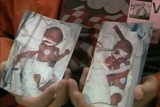 У США зареєстровані близнюки, у яких різні дати народження