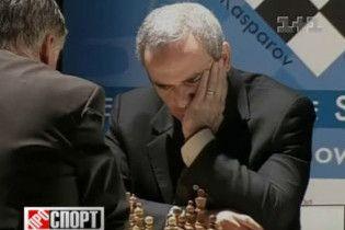 Суперматч Каспаров - Карпов завершився розгромом