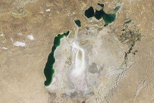 Аральське море перетвориться на гірко-солону калюжу