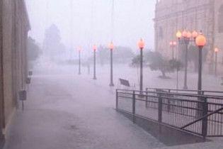 Зливи в Іспанії викликали повінь