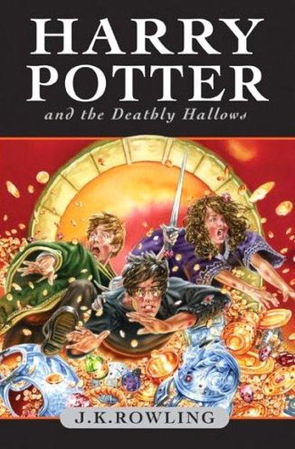 47 хвилин на нову книгу про Поттера