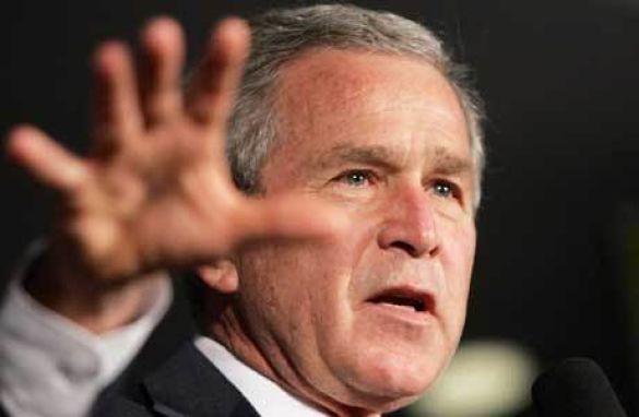 Джордж Буш (Фото: www.abc.net.au)