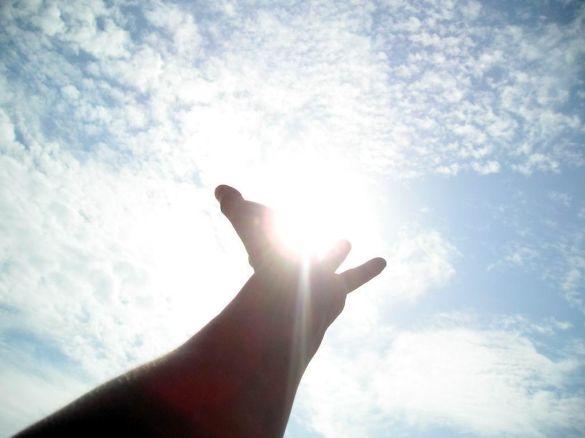 Сонце захистить від розсіяного склерозу