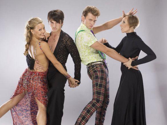 Проект «Танцюю для тебе» визначився із зірками