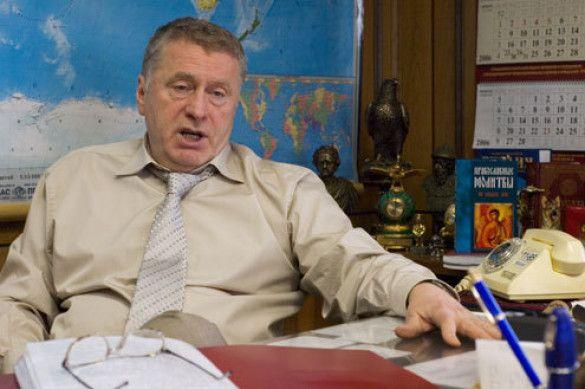 Володимир Жириновський (Фото: www.gazeta-ov.ru)