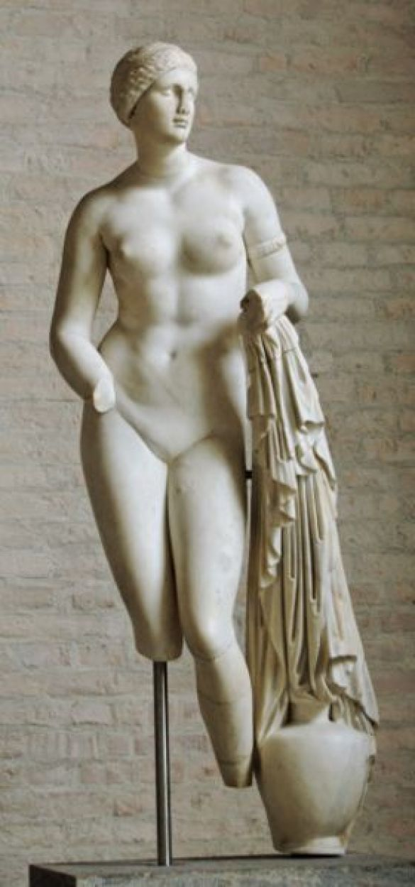 Афродита Кнідська Праксителя (Фото: Wikipedia)