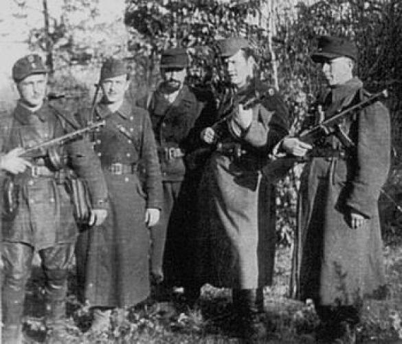 Українська повстанська армія (Фото: www.cdvr.org.ua)