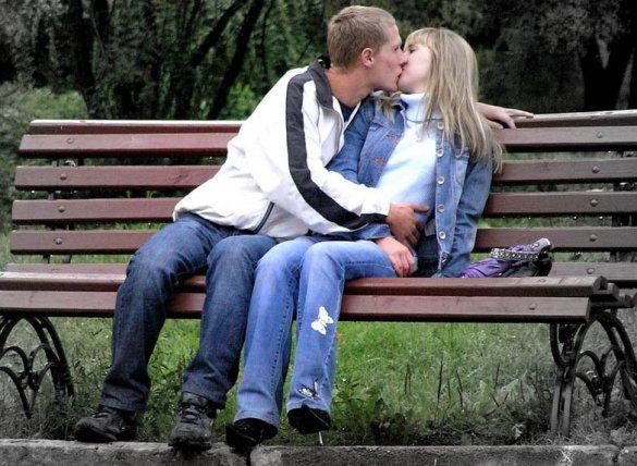 Закохані