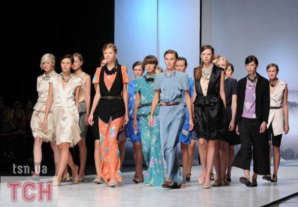 Український тиждень моди весна-літо-2010