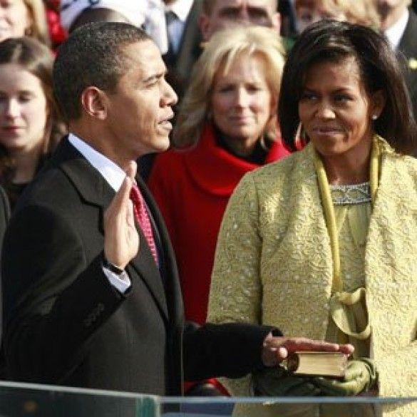 Інавгурація Барака Обами