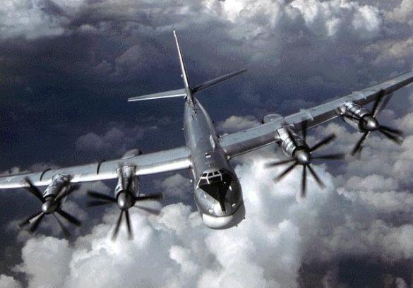 Бомбардувальник ТУ-95