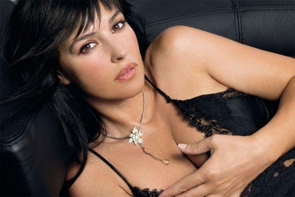 46-річна Моніка Беллуччі знялась для GQ