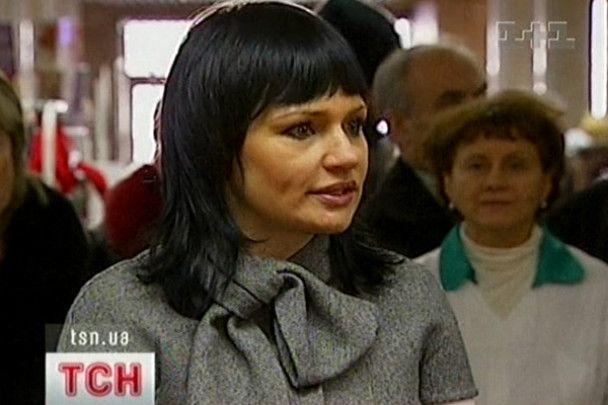 Ірена Кільчицька повінчається у Франції