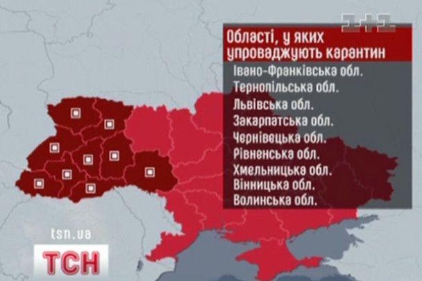 Україна попросить у світу 50 млн вакцин від свинячого грипу