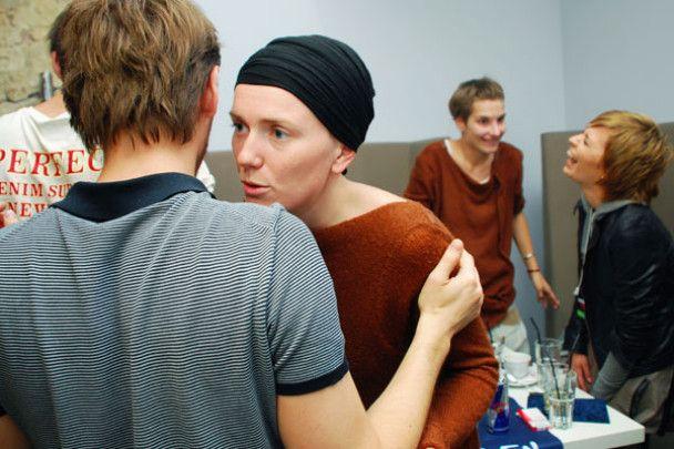 Софі Еліс-Бекстер у Києві відірвалась на вечірці