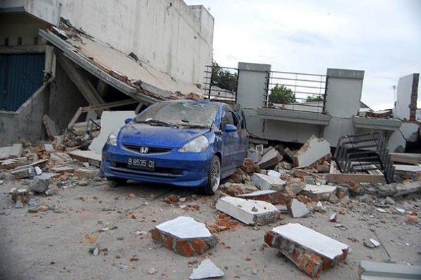 На Суматрі стався другий за добу землетрус