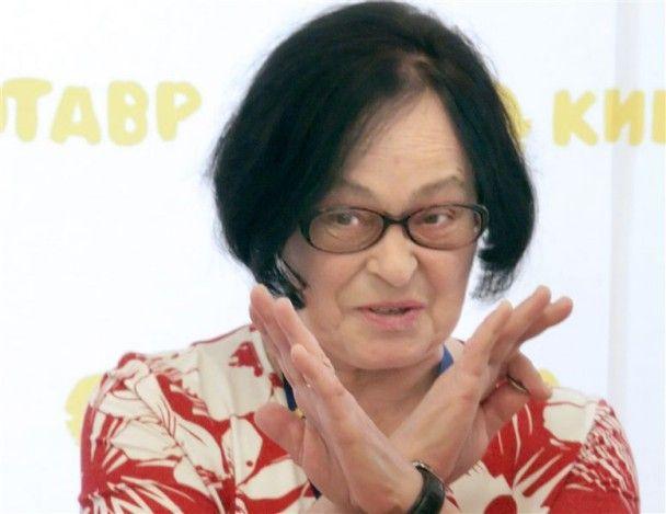 Кіра Муратова святкує 75-річчя