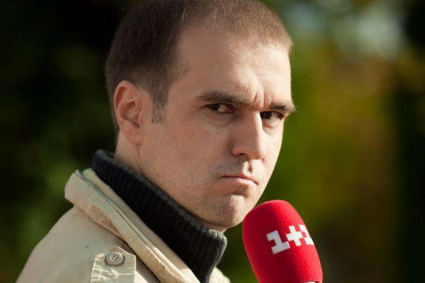"""Журналіст """"1+1"""" Костянтин Андріюк знявся у серіалі """"Тільки кохання"""""""