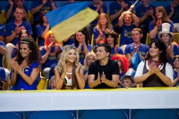 """У гумор-шоу """"Я люблю Україну"""" з'являться секс-символи"""