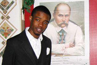 На конкурсі читців віршів Шевченка переміг нігерієць