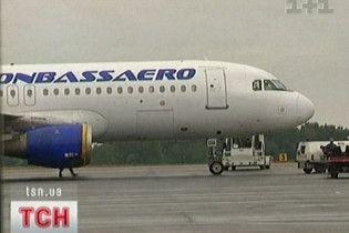 У затримці скандального літака з Сімферополя звинуватили диспетчера та погоду