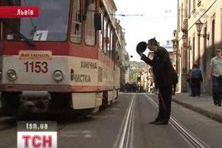 Львів відсвяткував 130 річницю кінного трамвая