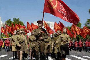 Одеський губернатор наказав обвішати всю область радянськими прапорами