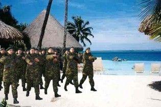 Румуни помилково відправили піхотинців на Таїті замість Гаїті