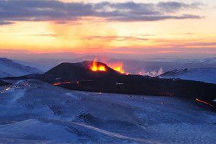 Виверження вулкана в Ісландії призупинить глобальне потепління