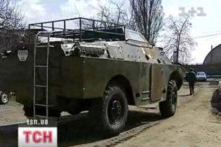 Ірак забракував українські БТРи