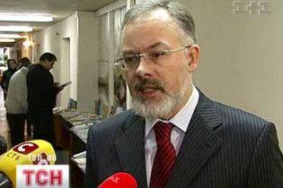 НУ-НС ініціює відставку Табачника у вівторок