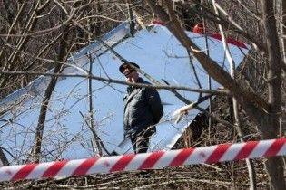 Пілотів літака Качинського повідомили про неможливість посадки за 15 хвилин до катастрофи