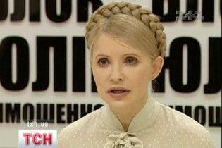 Тимошенко: в Україні настав найважчий час випробувань демократії