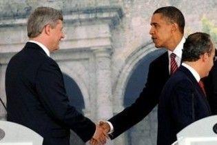 Обама винен канадському прем'єр-міністру ящик пива