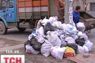 Попов обіцяв нещадно карати керівників ЖЕКів за сміття