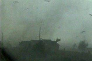 Потужний торнадо пронісся штатом Оклахома