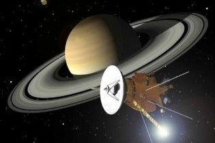 """NASA продовжило місію зонда """"Кассіні"""""""