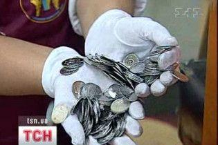 Нацбанк не вилучатиме з обігу монети номіналом у 1 та 2 копійки