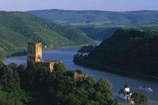 Рейн став на 90 км довшим через друкарську помилку