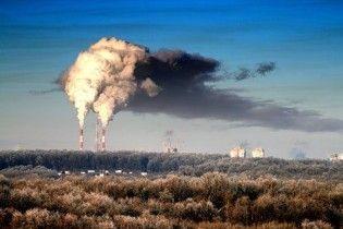 Україна не скоротить викиди парникових газів