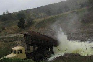 Калуська отрута за кілька годин прибуде до Миколаєва