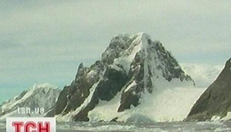 У похід на Антарктику