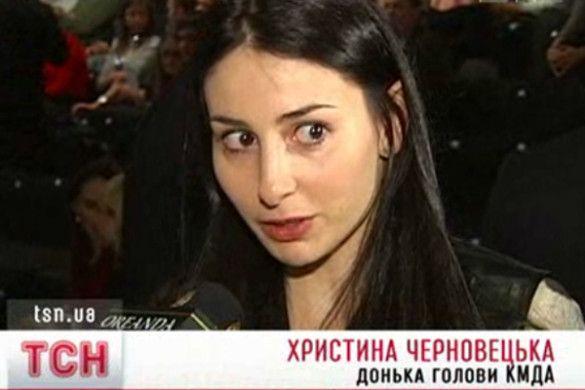 Христина Черновецька