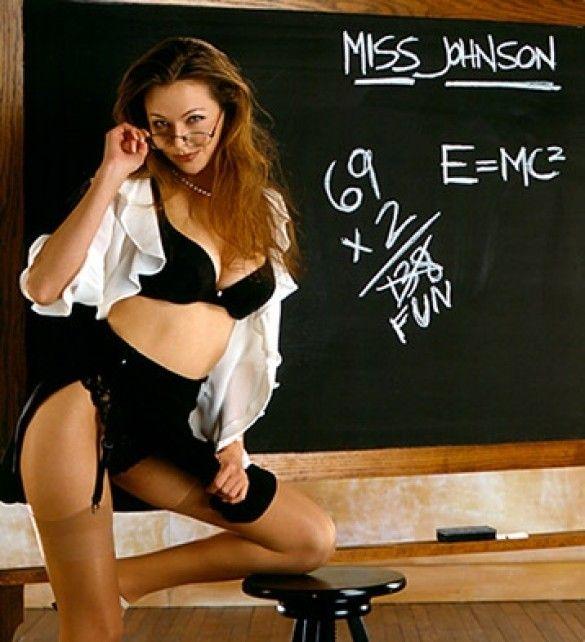 Вчителька Фото: api.ning.com