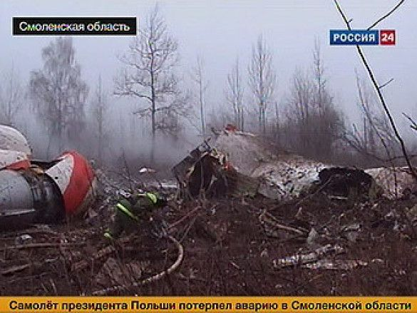 авіакатастрофа, Смоленськ, Качинський