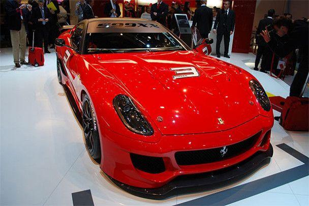 Ferrari представила найшвидший суперкар у своїй історії