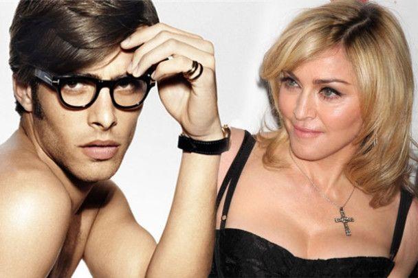 У Мадонни новий хлопець - 24-річна топ-модель